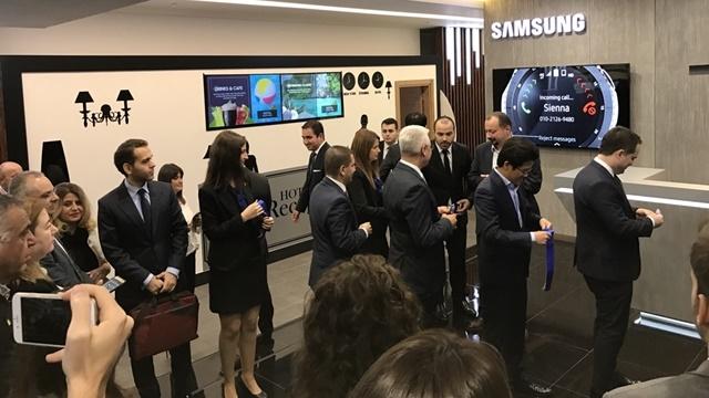 Ortadoğu'daki İlk Samsung İnovasyon Merkezi Türkiye'de Açıldı