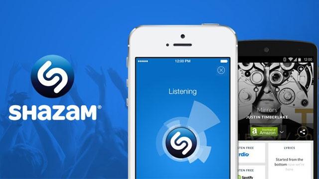 Shazam Artık Daha Hızlı Şarkı Bulabilecek