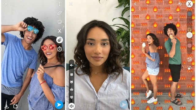 Snapchat'te Artık Hikayelere Bağlantı Eklemek Mümkün