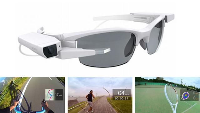 Sony'den Yeni Akıllı Gözlük: SmartEyeglass Attach