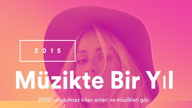Türkiye ve Dünya 2015 Yılında Ne Dinledi? Spotify Verileriyle Müzikte Bir Yıl