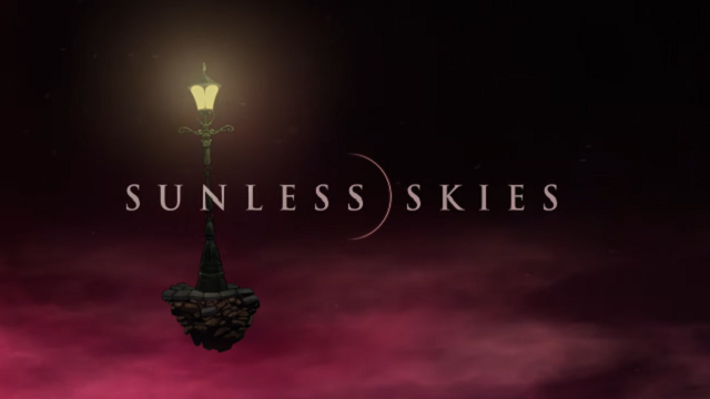 Korku Oyunu Sunless Skies, Kickstarter Hedefini 4 Saatte Aştı