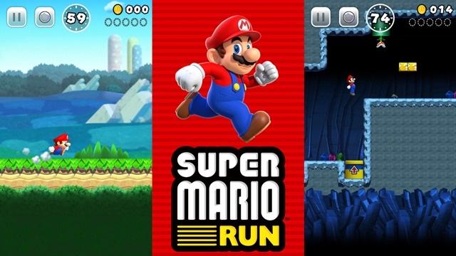Super Mario Run İlk Gününde 5 Milyon Dolarlık Hasılat Yaptı