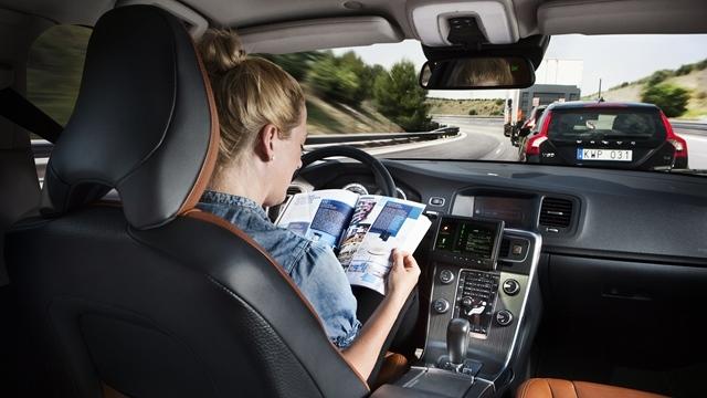 Sürücüsüz Araçlar Video Oyun Teknolojisi İle Güçlendiriliyor