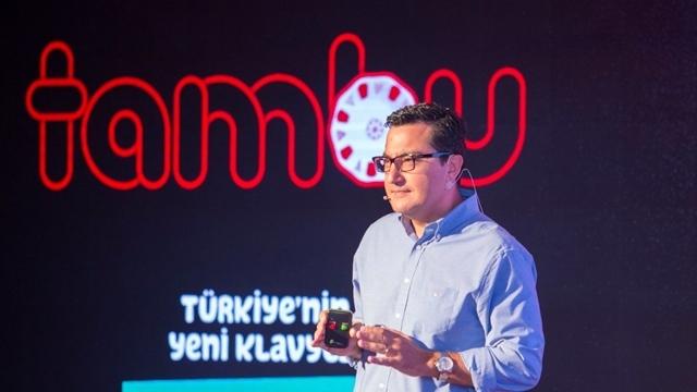 Türkiye'nin Yeni Klavyesi 'Tambu' Tanıtıldı