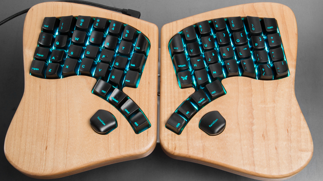 Sanatsal Bir Klavye Deneyimi: The Keyboardio Model 01