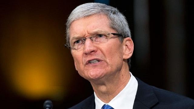Apple CEO'su Tim Cook Vergi Cezası Sonrası Çıldırdı