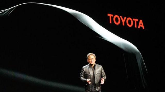 Toyota, Sürücüsüz Araçlarına Güç Sağlamak İçin NVIDIA'yı Seçti