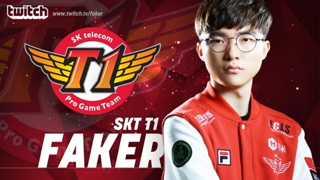 League of Legends Starı Faker, Twitch'in Rekorlar Kitabına Girdi