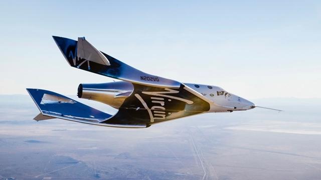 Virgin Galactic, Uzay Gemisi Testlerini 3 Yıl İçinde Yapacak