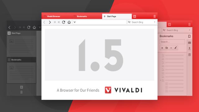 Vivaldi Tarayıcı Işıkları Kontrol Edebileceğiniz 1.5 Sürümünü Çıkardı