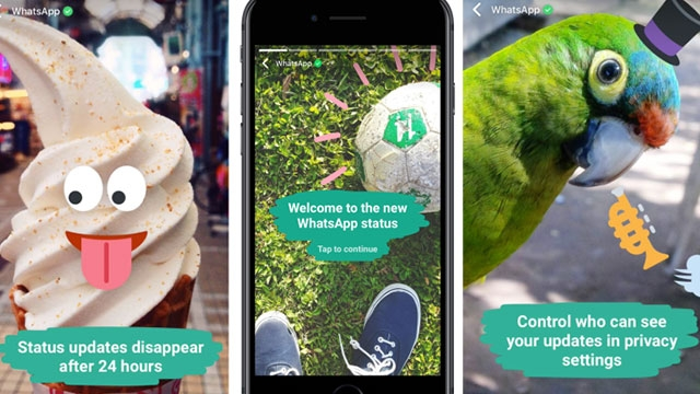Whatsapp 'Durum' Hizmeti 10 Haftada 175 Milyon Kullanıcıya Ulaştı