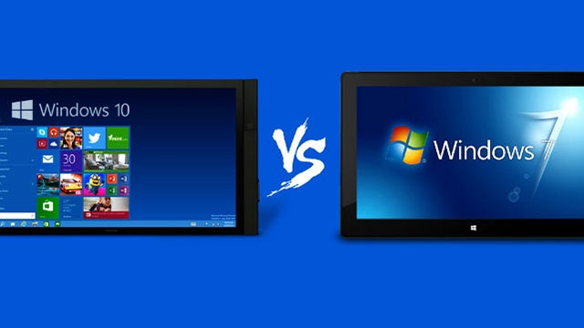 Windows 10 ve Windows 7 Rekabeti Kızışıyor