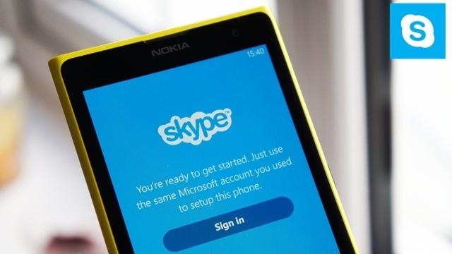 Windows Phone İçin Skype Ölüyor!