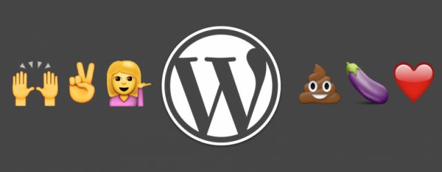 Wordpress'e Emoji Desteği Geldi