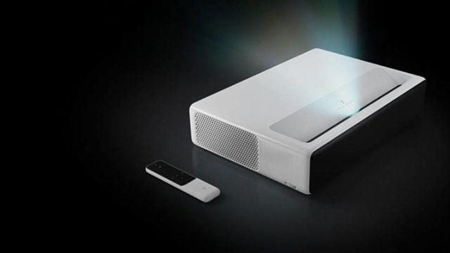 Xiaomi'den Android Destekli Lazer Projektör