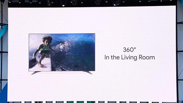 YouTube, 360 Derece Videoları TV'lere Getiriyor