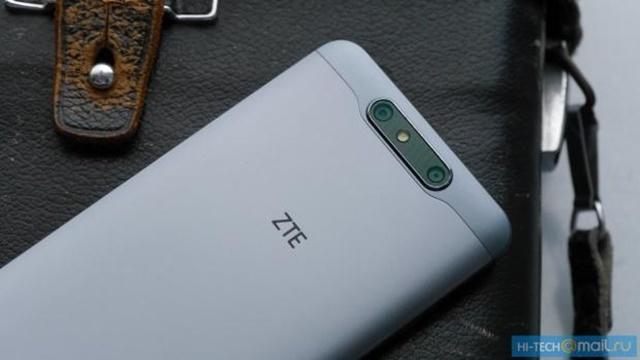 ZTE Blade V8'in Çift Lensli Kamerası Sızdı
