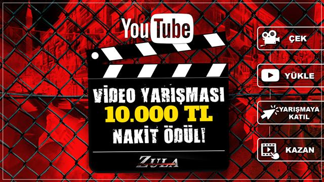Popüler Türk Oyunu Zula'dan 10 Bin TL Ödüllü Yarışma