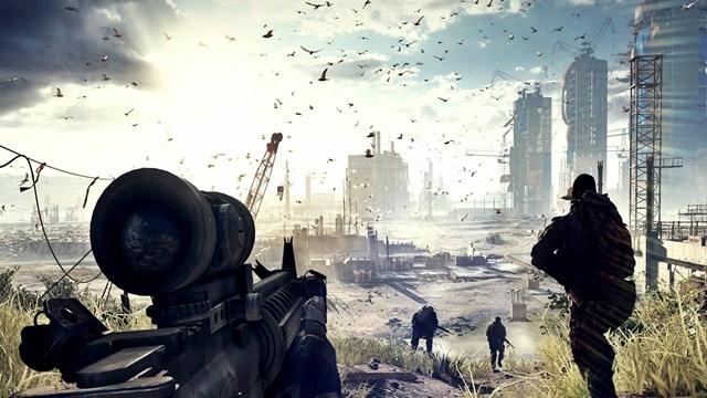 Battlefield 4 için Yeni Duyurular Yakında