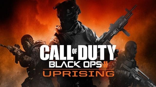 Call of Duty: Black Ops 2 Uprising'in PC ve PS3 Çıkış Tarihi Açıklandı