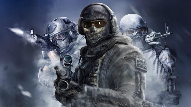 Call of Duty: Ghosts Ortaya Çıktı