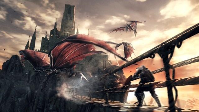 Dark Souls 2 için 12 Dakikalık Oynanış Videosu Yayınlandı