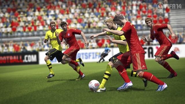 FIFA 14 Kapak Tasarımı Yayınlandı