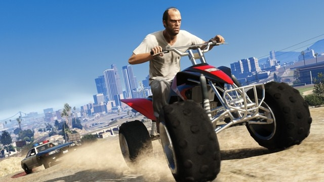 GTA 5 E3'te Gösterilmeyecek