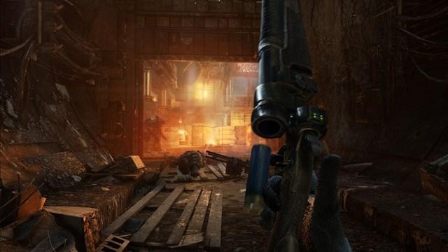 Metro: Last Light PlayStation 4'e de Gelecek