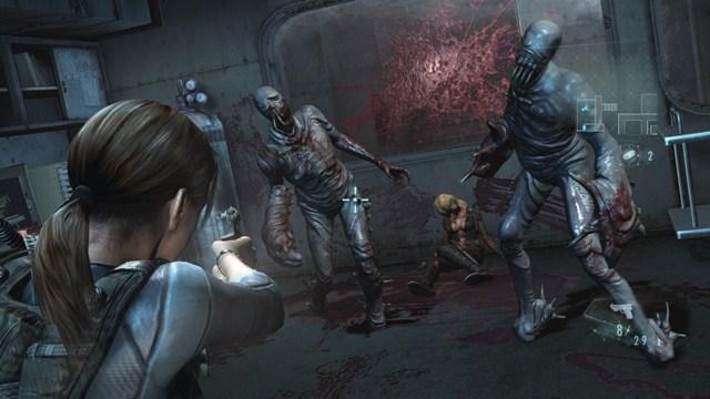 Resident Evil: Revelations'ın İnceleme Notları Yayınlandı