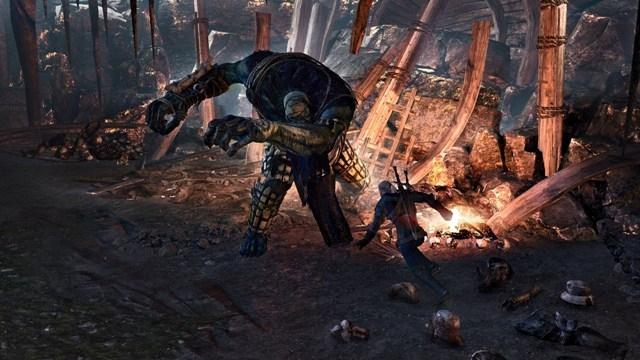 The Witcher 3: Wild Hunt Düşman ve Dövüş Detayları