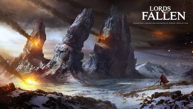 Yeni RPG Oyunu Lords of the Fallen Duyuruldu