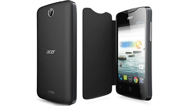 Acer Liquid Z3 Android Akıllı Telefon Duyuruldu