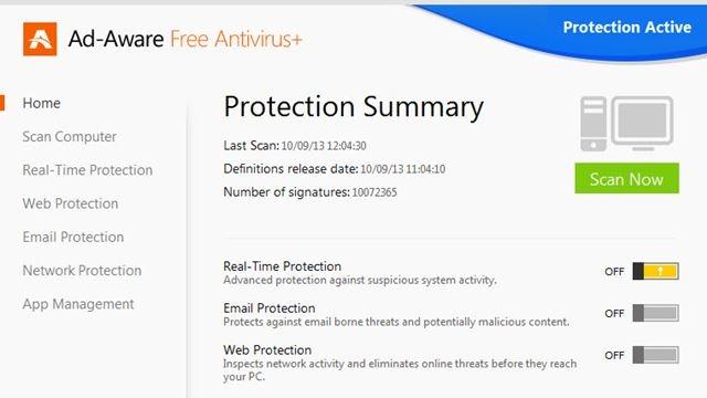 Ad-Aware Free Antivirus+ 11 Sürümü Yayınlandı