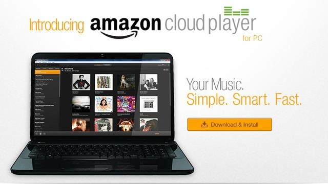Amazon Cloud Player Yayınlandı