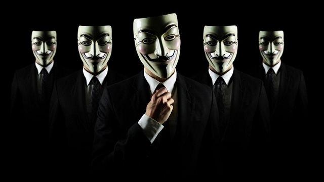 Anonymous İngiliz Hükümetine Savaş Açtı