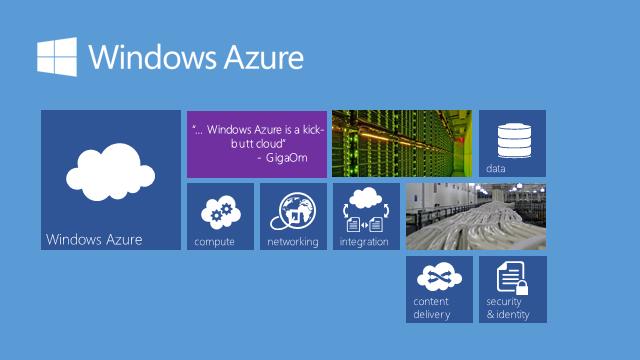Microsoft'un Bulut Servisi Windows Azure Türkiye'de
