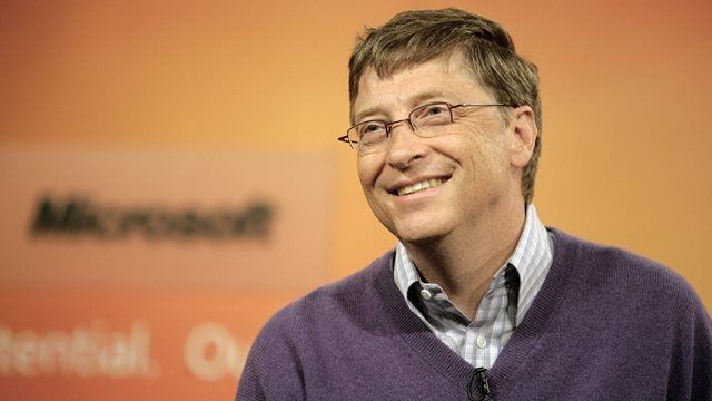 Bill Gates Windows 8'i Windows 7'den Daha Çok Seviyor
