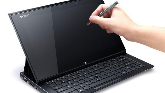 2013 İlk Çeyreğinde 4.5 Milyon Dokunmatik Ekranlı Dizüstü Satıldı