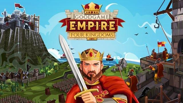 Empire: Four Kingdoms Mobil Dünyayı Fethetmeye Hazır