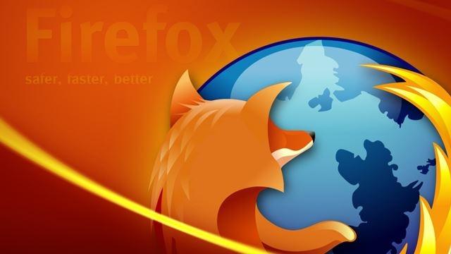 Firefox 25 Yayınlandı! Hemen İndirin!
