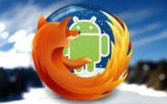 Yeni Firefox Android için Beta Olarak Yayında