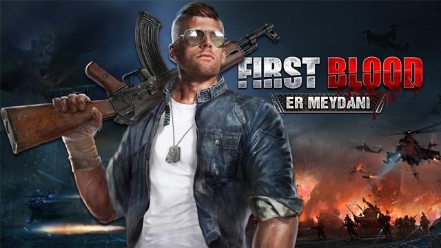 First Blood: Er Meydanı ile Çatışmaya Doyacaksınız