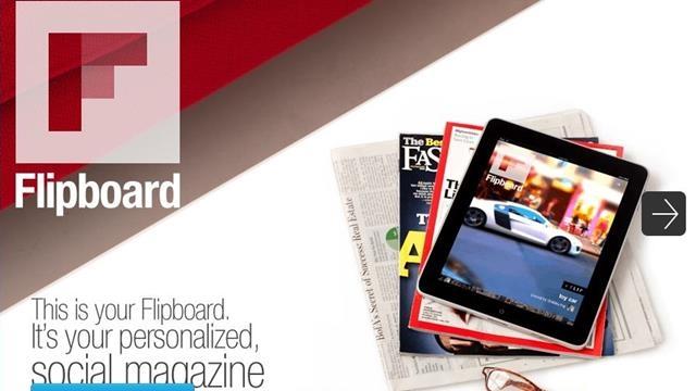 Flipboard Üzerinde 24 Saatte 100 Bin Adet Dergi Yayınlandı