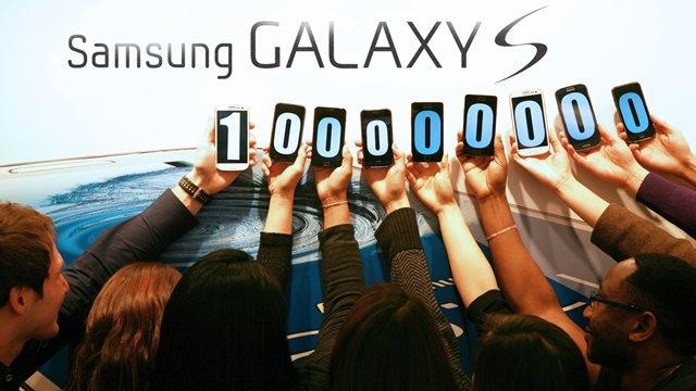 Samsung Galaxy S Serisi Satışları 100 Milyonu Aştı