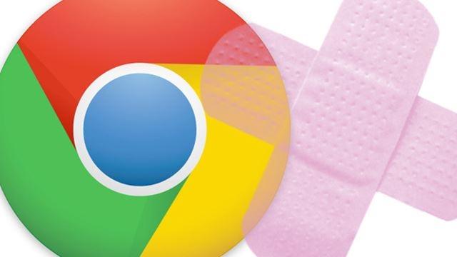 Google Chrome'a Ara Güncelleme