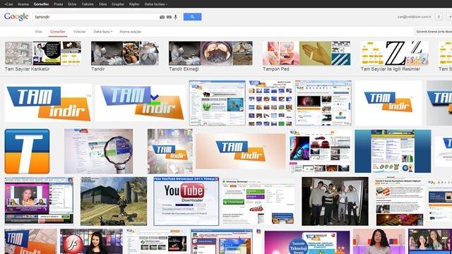 Google Görsel Aramalar Artık Daha Renkli