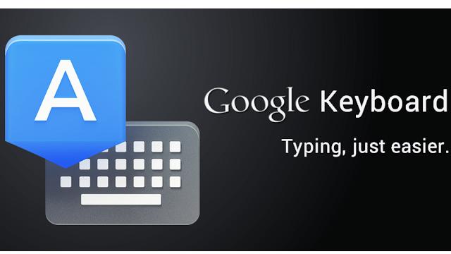 Android 4.2 Klavye Uygulaması Google Play'de