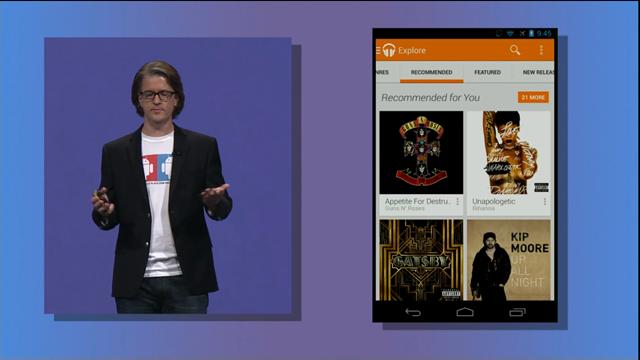 Google Play Müzik ve Oyun Servisleri Açıldı